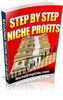 Thumbnail Step By Step Niche Profits - PLR