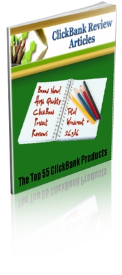 Product picture Reviews of The Top 55 ClickBank Products