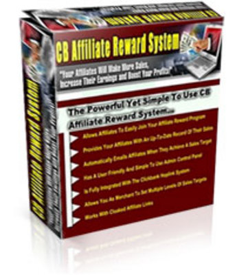 Product picture ClickBank Affiliate Reward System