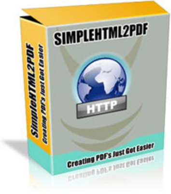 Product picture Simple HTML2PDF