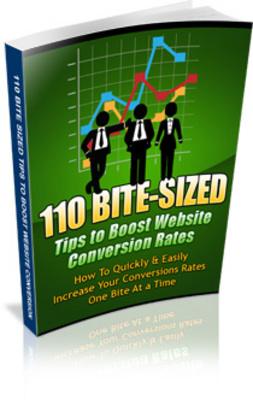 Product picture 110 Bite Sized Conversion Tips - MRR