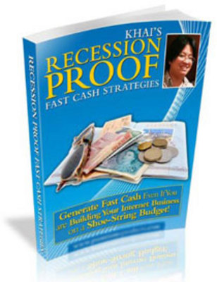 Product picture Recession Proof Fast Cash Strategies - MRR