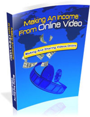 Product picture Making An Income From Online Video - MRR