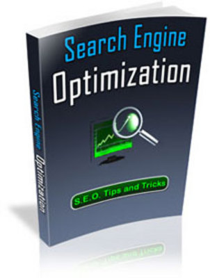 Product picture Search Engine Optimization - MRR